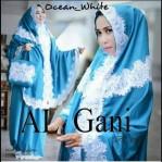 Mukena Alghany Biru