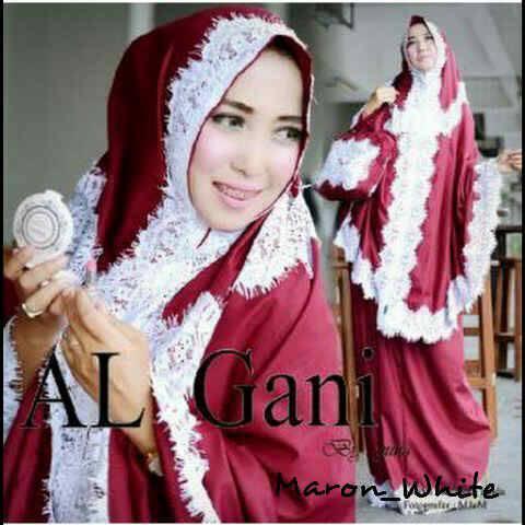 alghani maroon