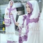 putih ungu