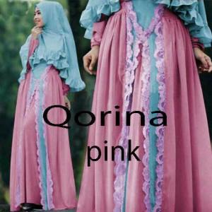 Qorina Maxi pink