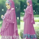 Rainbow Syari Maxi