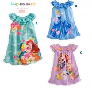 Dress Frozen Colour