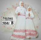 Cp Najwa Mom & Kids White
