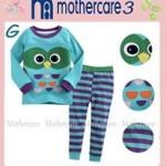 Pajama Mothercare Blue