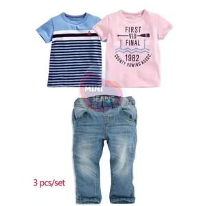 Set Final Salur with Jeans