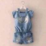 Jeans Set Mutiara