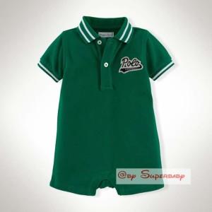 Romper POLO Green