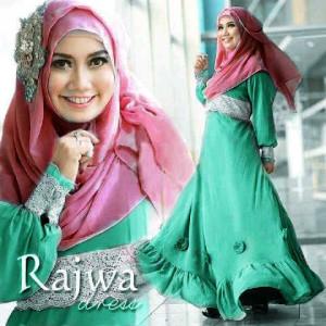 Rajwa Maxi Dress Tosca