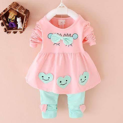 set boneka pink love