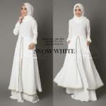 Snow Maxi Dress