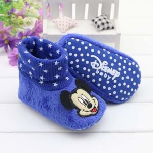 Pre Walker Mickey Blue