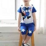 Set Boy Blue with Sayap