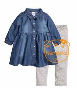Set Jeans Baby Bears