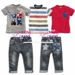 Set 4 in 1 Minni Jeans