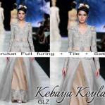 Keyla Kebaya Silver