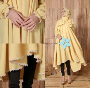 GZl Tunic Yellow