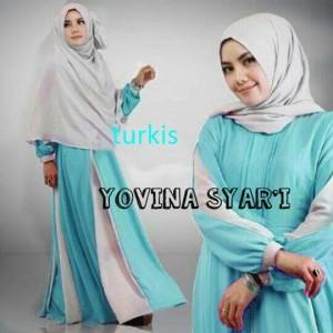 Yovina Syari Blue