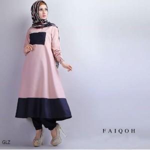 Faiqoh Set Pink