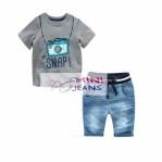 Set Snap Minni Jeans