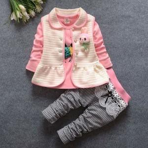 Set baby Girl Pink
