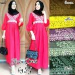 Aliza Dress Maxi