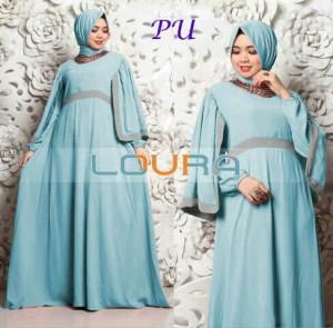 Loura Maxi Blue