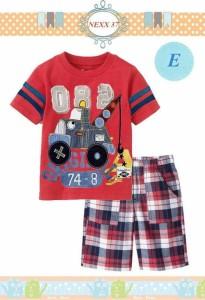 Set Baju Impor