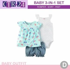 3 in 1 carter baby girl