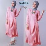 Nabila Tunik Pink