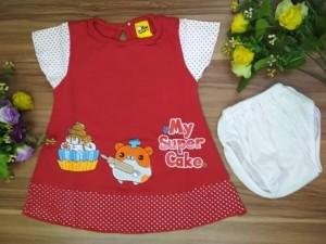 Dress baby + pentties