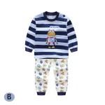 Setelan baju tidur anak impor karakter