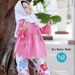 Set Kulot Nubi Pink