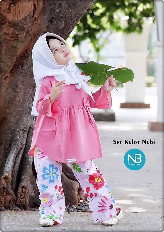 nubi pink
