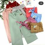 Celana Kulot Anak Perempuan