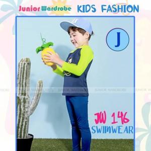 baju renang anak impor polos